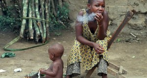 Female smoker  Women's Day: Tobacco control a worthy cause for women Female smoker