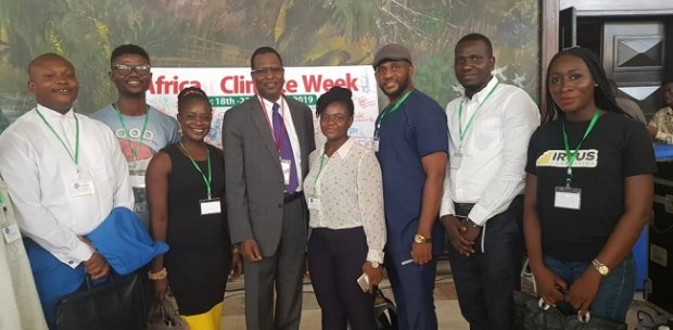 Nigeria climate youths