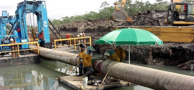 Nembe Creek Trunk Line