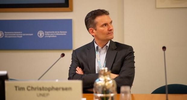 Tim Christophersen  UN declares 2021 to 2030 'Decade on Ecosystem Restoration' Tim Christophersen
