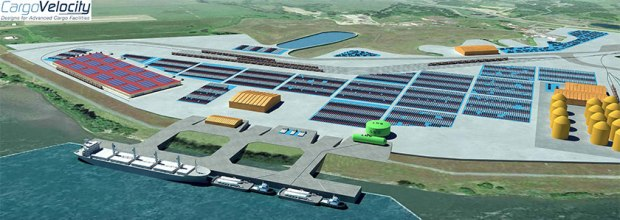 Seaport master planning