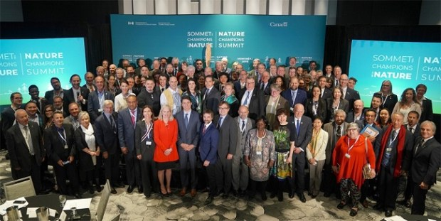 Nature Champions Summit