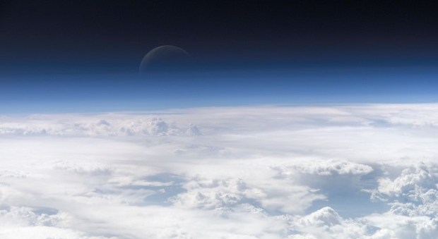 Atmosphere  Carbon dioxide level in atmosphere hits record high Atmosphere