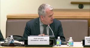 Filiep Decorte  UN decries rising internal displacement in urban areas Filiep Decorte