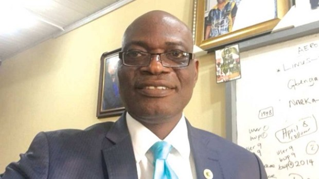 Prof. Oluwatoyin Ogundipe  Providing funds for research will help proffer solution to climate change, says Unilag VC Prof
