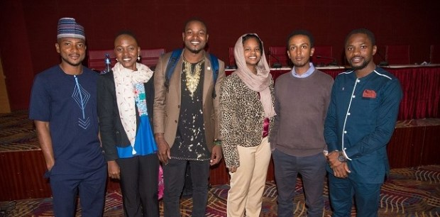 Youth campaigners  African youth climate camapaigners elect new leaders IMG 20190614 WA0000
