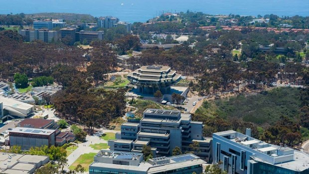 University of California San-Diego  University of California divests from fossil fuels to curb climate crisis University of California San Diego