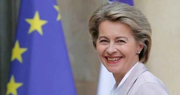 Ursula von der Leyen  Von der Leyen wants €100bn of EU climate investment Ursula von der Leyen