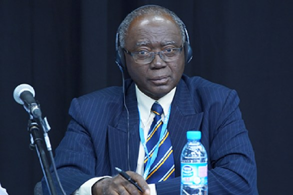 Seth Osafo  Nigeria looks prepared for COP25 in Santiago – Osafo Seth Osafo