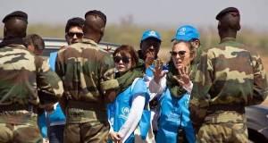 UN aid workers in Nigeria