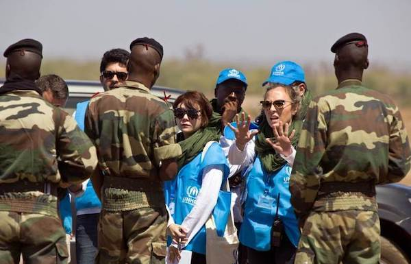 UN aid workers in Nigeria