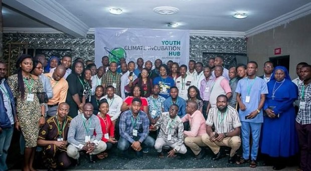 Youth Climate Incubation Hub  Forum raises alarm on effects of corruption on children, youths facebook 1567020220369