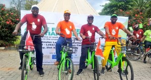 NCF Cycling Event
