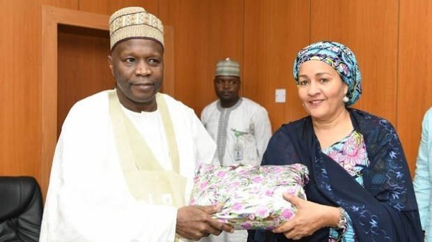 Gombe State  Nigeria: UN to declare SDGs action plan by 2020, says Mohammed Gombe