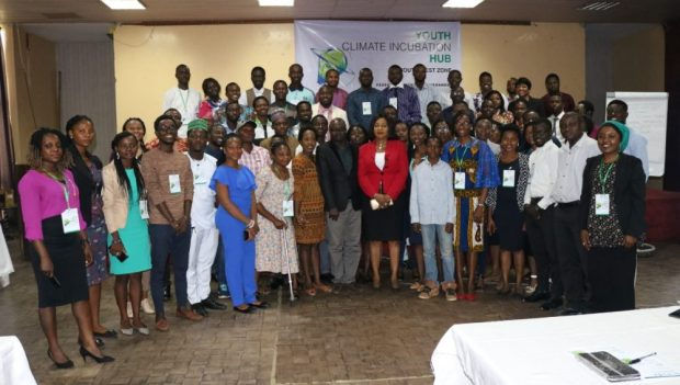 South-West youths advise govt to intensify climate action IMG 20190902 003502 1024x580