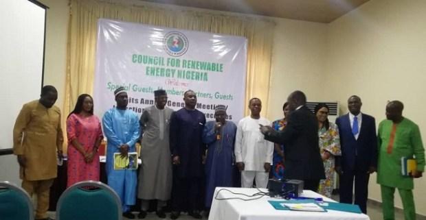 Council for Renewable Energy Nigeria (CREN)