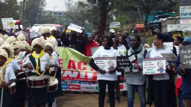Climate Action Walk  Images: PACJA climate strikes in Nairobi, Abidjan WhatsApp Image 2019 09 27 at 9