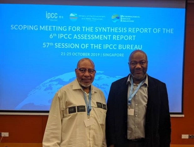 IPCC Singapore Meeting