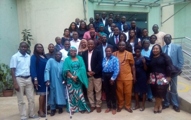 UNDP-NDC Support Programme  Nigeria, UNDP engage business under NDC execution process IMG 20190926 110707