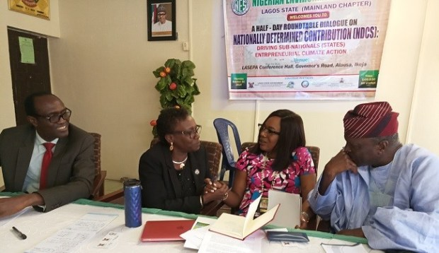 Nigerian Environmental Society   LASEPA seeks collaboration with agencies to tackle climate change NES