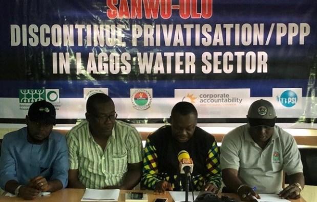 Lagos water privatisation