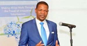 Richard Munang  UNEP calls for policy coherence in managing climate change in Africa Richard Munang