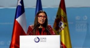 COP25 President