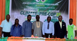 ACCARD pre-COP25  Stakeholders adopt 'Niger Delta approach' to tackle climate change DSC8212