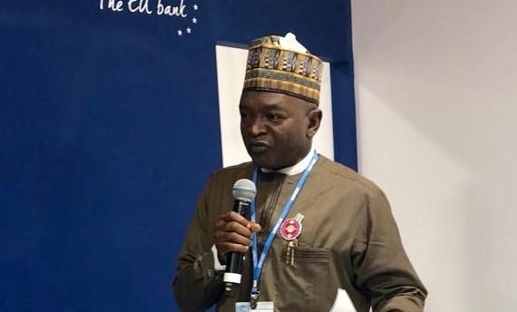 Dr. Mahmood Mohammad Abubakar  Why Nigeria must go beyond rhetoric in addressing climate issues IMG 20191210 WA0003