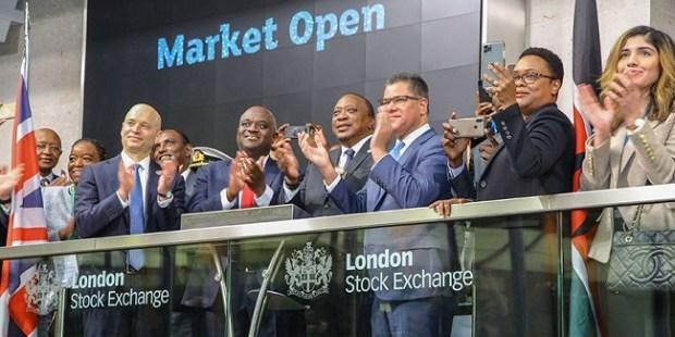 Kenya green bond  Kenya's first green bond cross-lists on London Stock Exchange Kenya