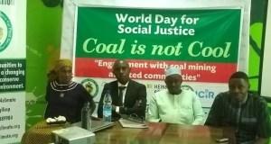 coal mining affected communities  Communities demand closure of coalmining firm over questionable EIA IMG 20200224 WA0000