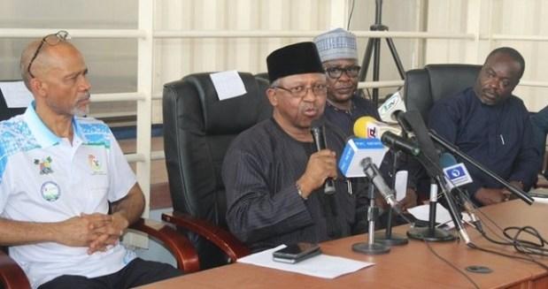 Osagie Ehanire  Nigeria records first COVID-19 death Osagie