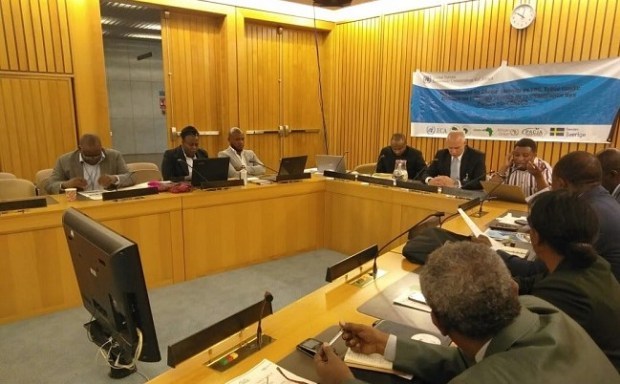 PACJA AU Summit roundtable  Experts examine Africa stakeholders' role ahead 2020 NDCs realisation WhatsApp Image 2020 02 10 at 10