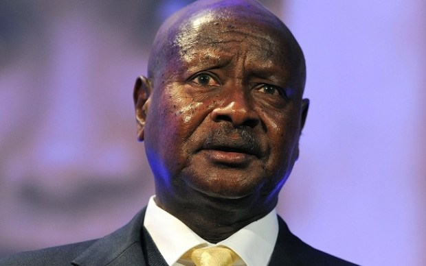 Yoweri Museveni  Oil refinery-affected people drag Uganda govt to court over non-compensation Yoweri Museveni