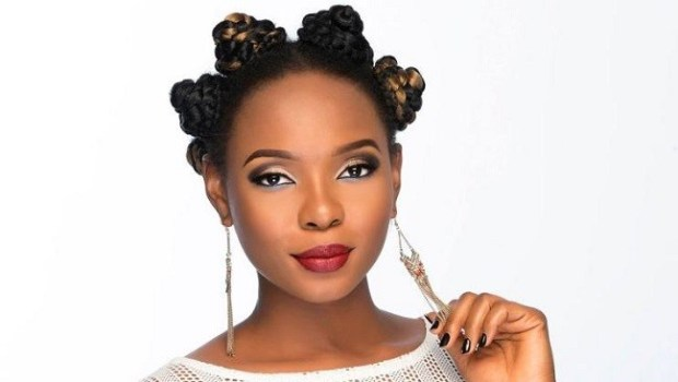 Yemi Alade  Celebrities, youth activists rally behind new UN climate campaign yemi alade