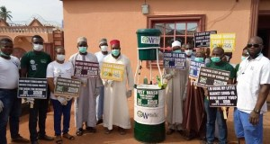 CSDevNet  CSDeveNet donates handwashing facility amid coronavirus concerns CSDevNet