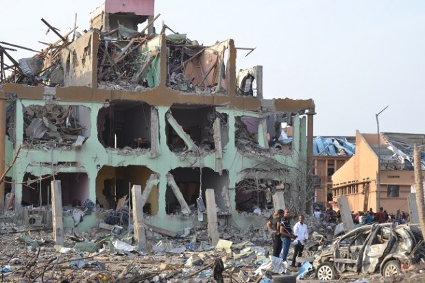 Lagos explosion  Abule-Ado explosion from the lens of physical planning in Lagos DSC 0837