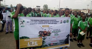 Nigerian Conservation Foundation  NCF, Imo collaborate to protect wildlife in Nigeria IMG 20200303 WA0033