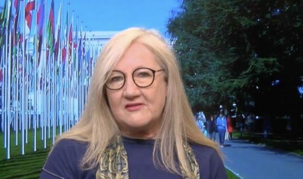 Margaret Harris  WHO says U.S. could become next coronavirus epicentre Margaret Harris