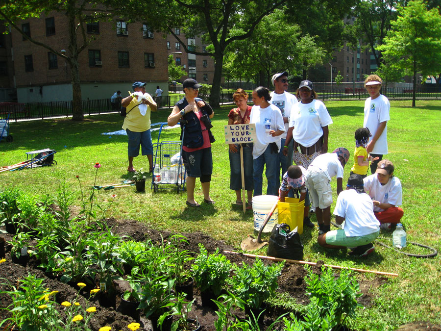 Resident Green Committees for Sustainability