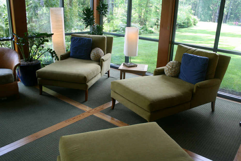 Ways to Go Green in the Home: Green You and Your Room