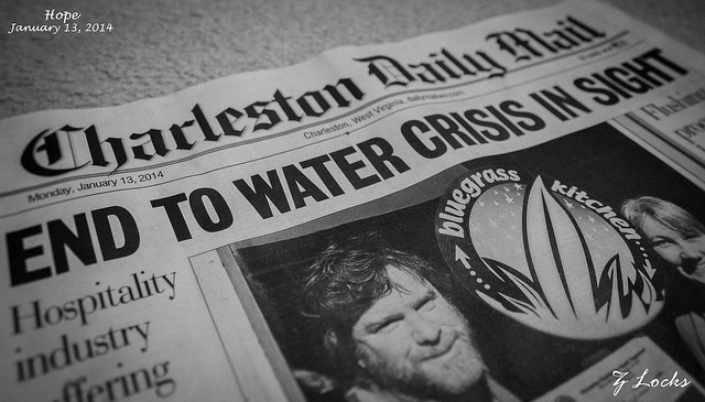West Virginia Water Crisis Shows the Danger of Chemical Spills