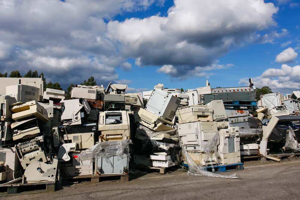 E-Waste in Developing Countries Endangers Environment and Locals