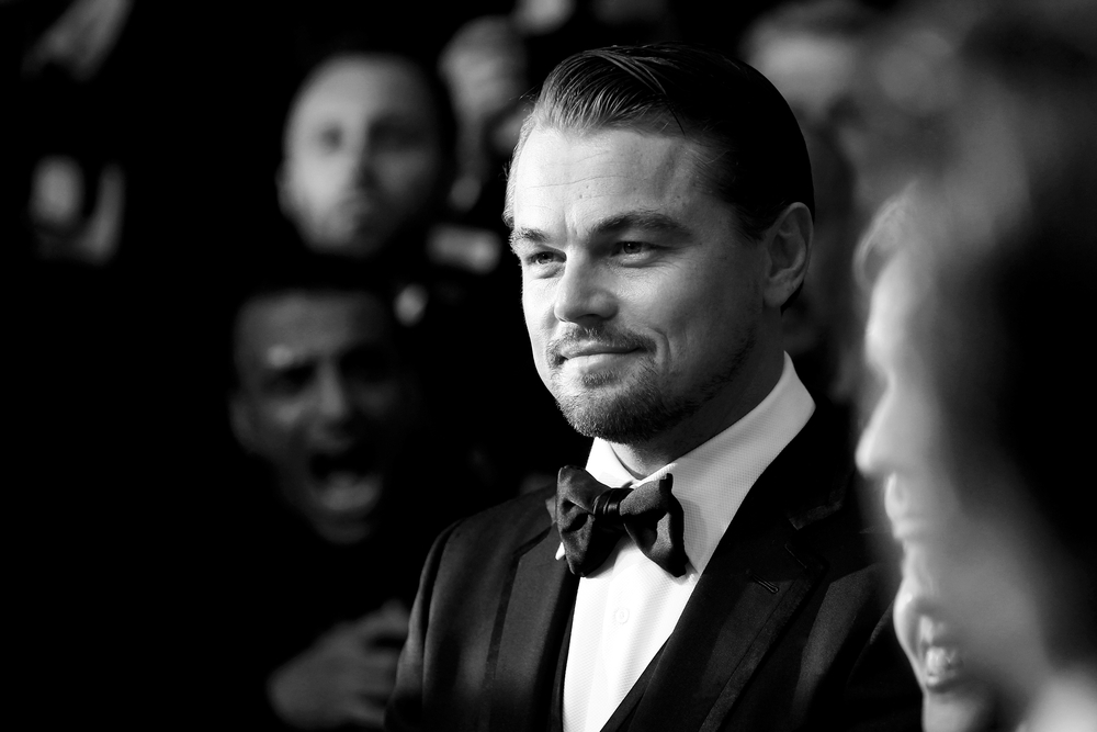 Leo DiCaprio Honored for Work in Environmental Initiatives