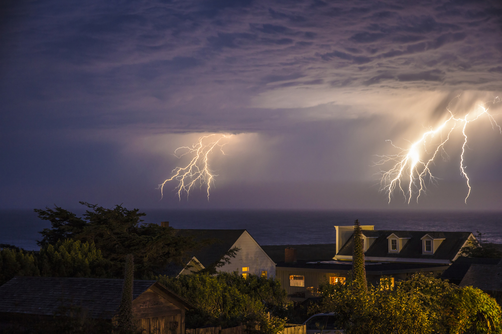 California Hit with Huge Rainstorms, More to Come