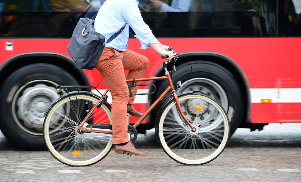 Reducing Pollution Intake While Walking and Cycling