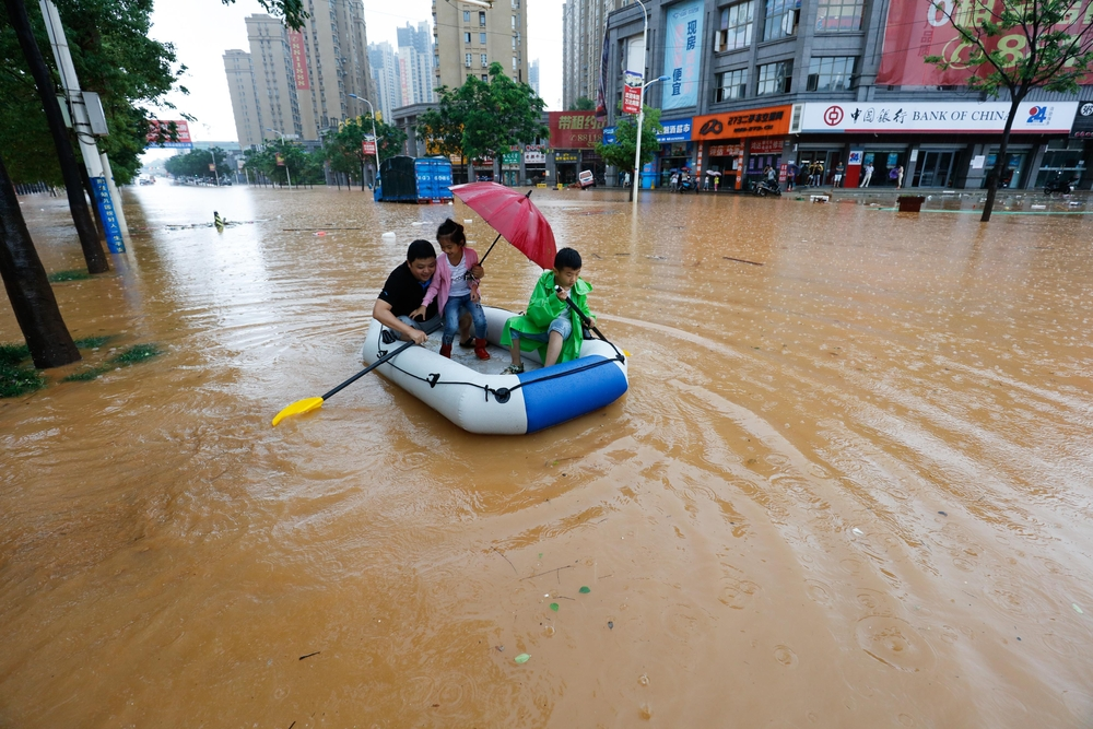 Climate Change in China Can Harm U.S. Economy
