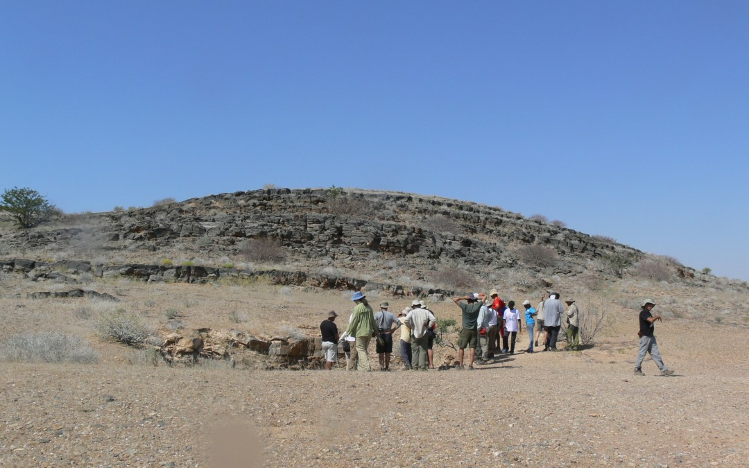Researchers Find Evidence of Ice Age in African Desert