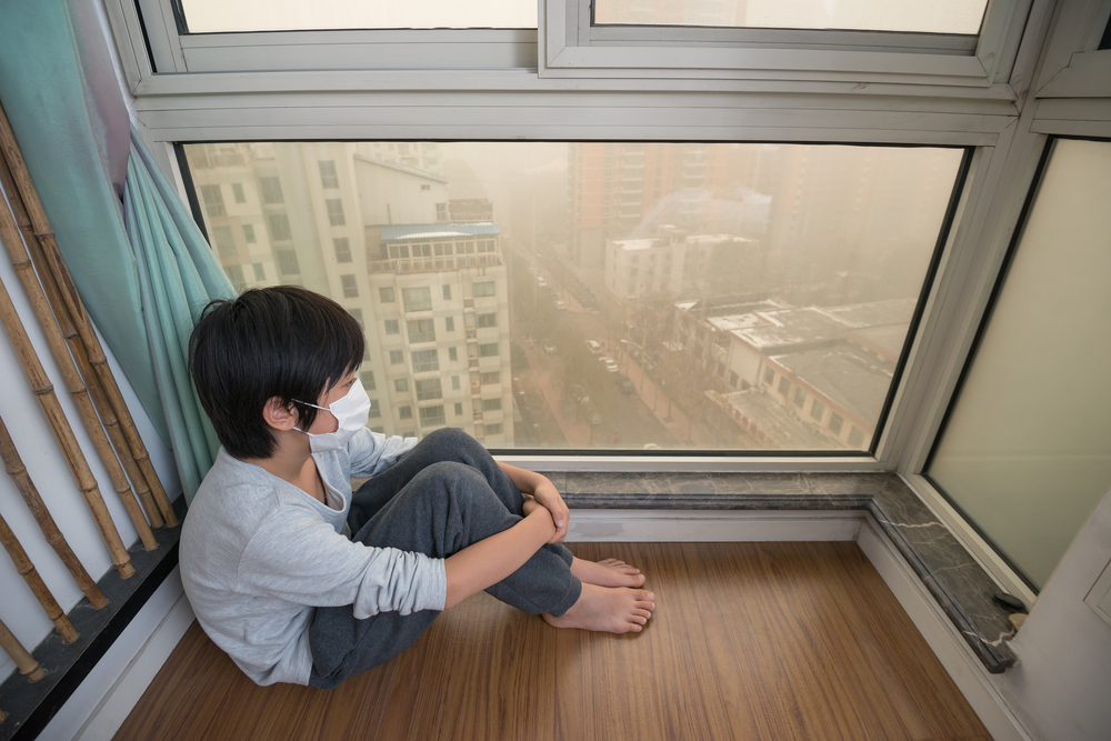 Millions of Kids Develop Asthma Each Year Because of Air Pollution