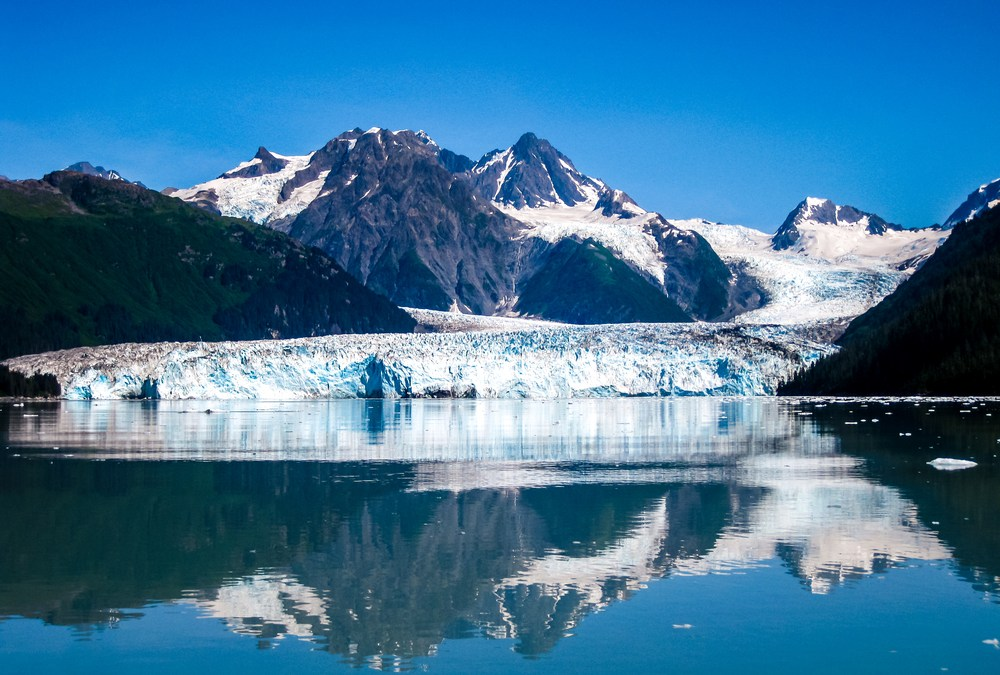 Satellites Capture Decades of Glacier Changes